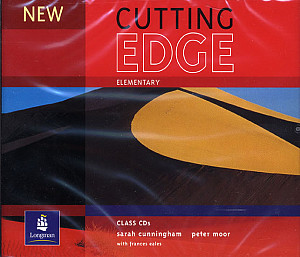 New Cutting Edge Elementary Class 1-3 CD