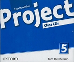 Project Fourth Edition 5 Class Audio CDs