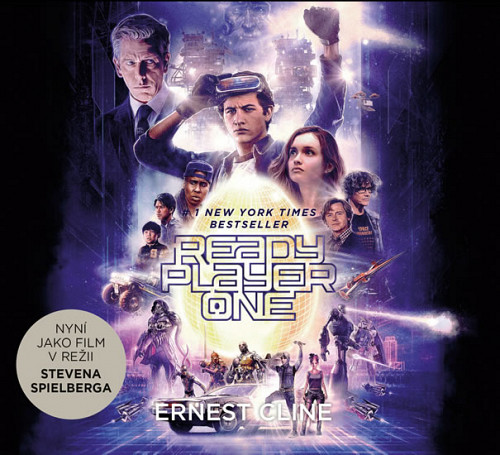 Ready Player One - audioknihovna