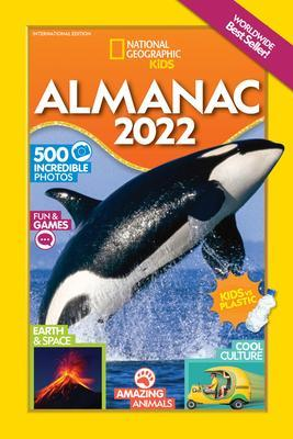 National Geographic Kids Almanac 2022, International Edition