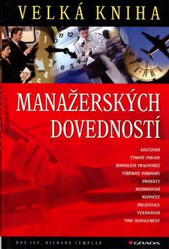 velká kniha manažerských dovedností pdf