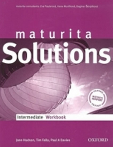 Maturita Solutions Intermediate WorkBook