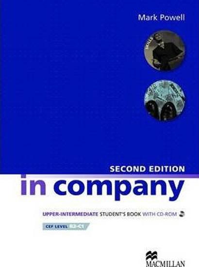 In Company Upper Intermediate 2nd Ed. Student´s Book + CD-ROM Pack