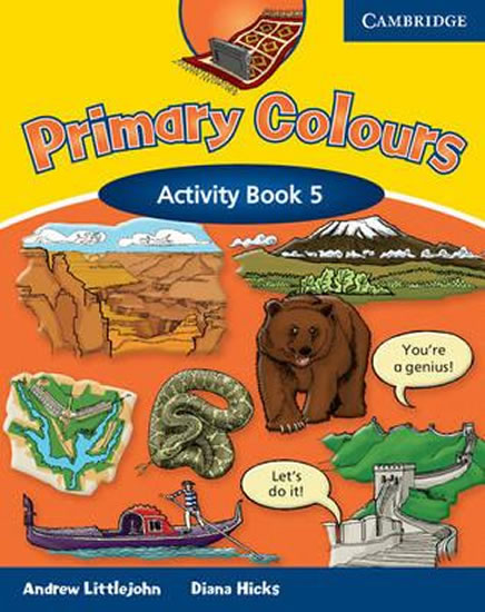 Primary Colours 5 Activity Book
