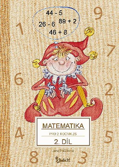 Matematika pro 2. ročník základní školy (2. díl)