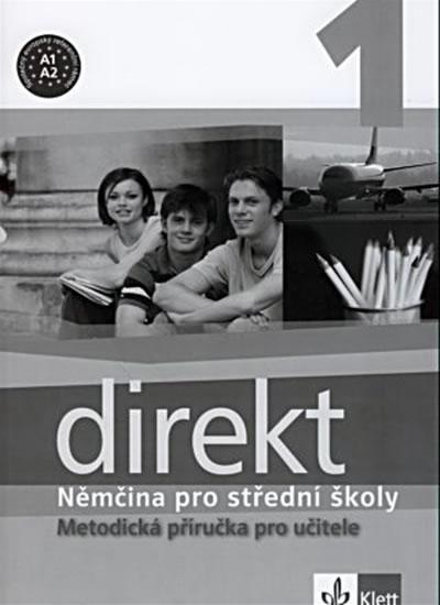 Direkt 1 – Němčina pro SŠ - Metodická příručka pro učitele - CD