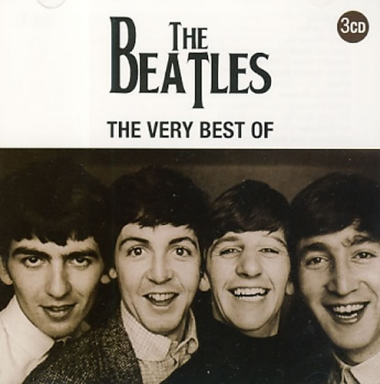 The Beatles The Very Best Of - 3 CD