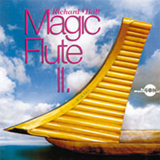 Magic Flute II. (Richard Ball) - CD