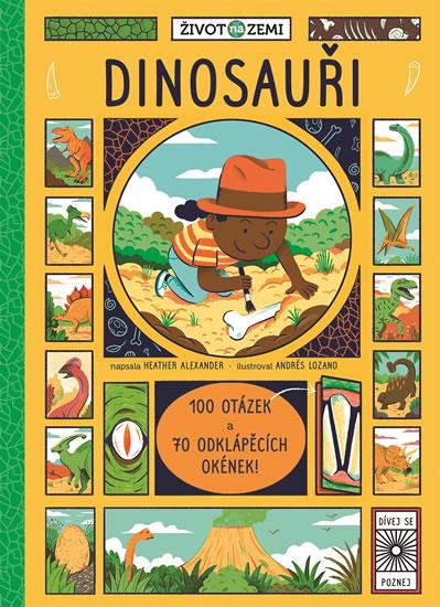 Dinosauři - 100 otázek a 70 okének!