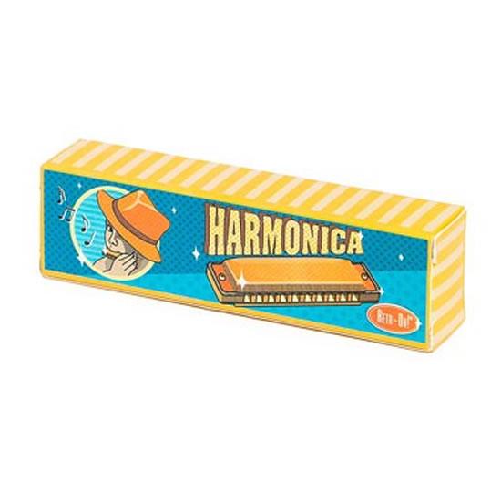 Retro: Harmonica/Foukací harmonika