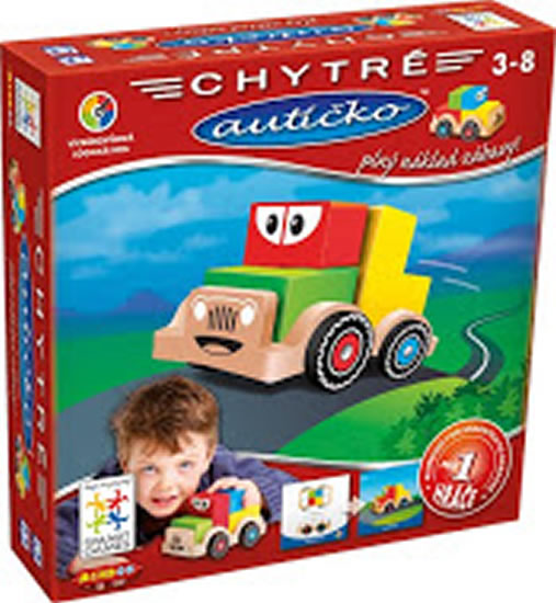 Chytré autíčko: Plný náklad zábavy/SMART hra