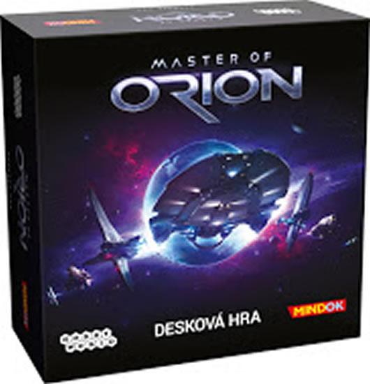 Master of Orion: Desková hra
