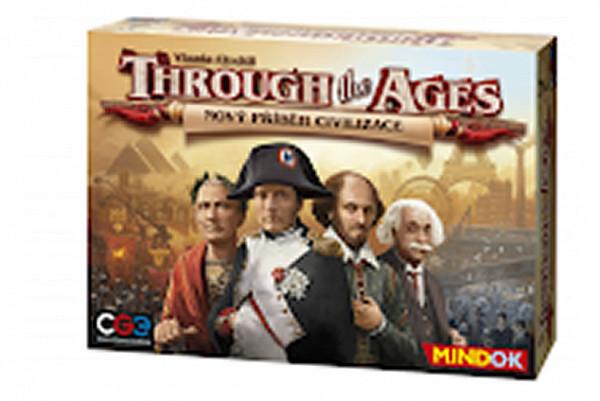 Through the Ages: Nový příběh civilizace/Strategická hra