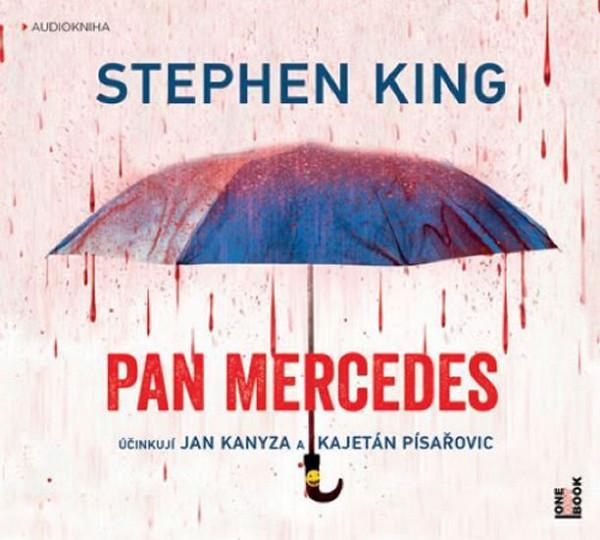 Pan Mercedes - 2CDmp3 (Čte Jan Kanyza a Kajetán Písařovic)