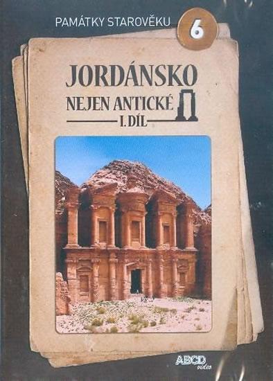 Jordánsko nejen antické 1. díl - DVD