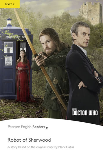 PER | Level 2: Dr. Who - The Robot of Sherwood + MP3 Pack