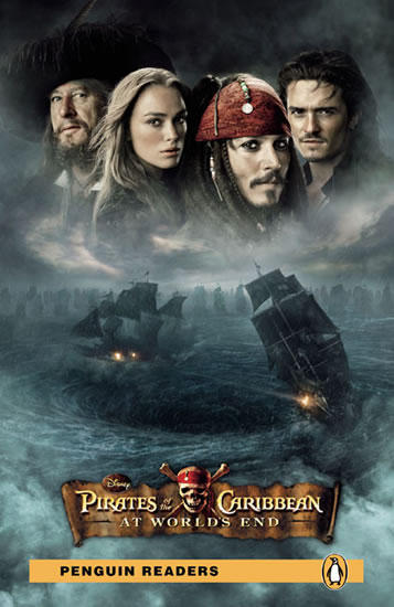 Level 3: Pirates of the Caribbean World´s End Book and MP3 Pack