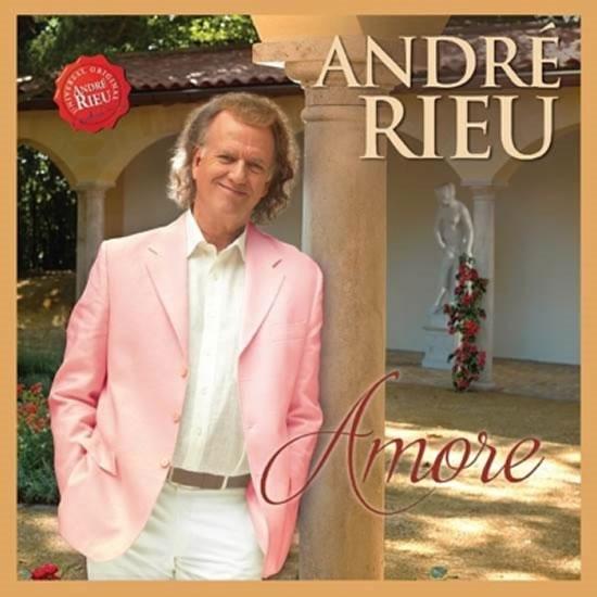 André Rieu - Amore - CD