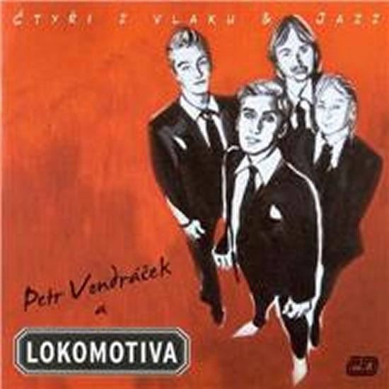 Petr Vondráček/Lokomotiva - CD