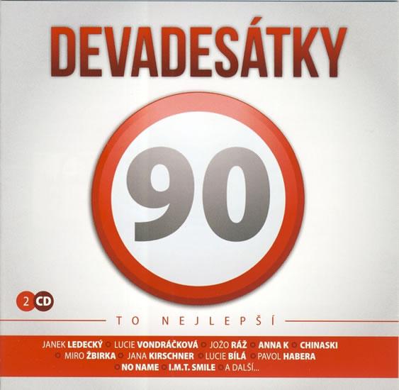 Devadesátky - To nejlepší - 2CD