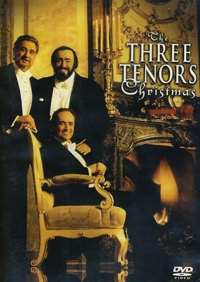 The Three Tenors Christmas - DVD