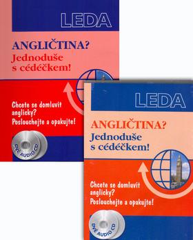 Ludmila Kollmannová Angličtina? Jednoduše s cédéčkem! +2CD