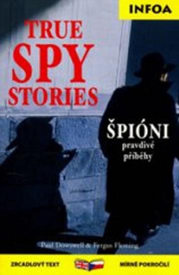 True Spy Stories/Špióni