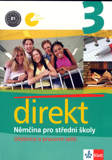 Direkt 3 Němčina pro střední školy