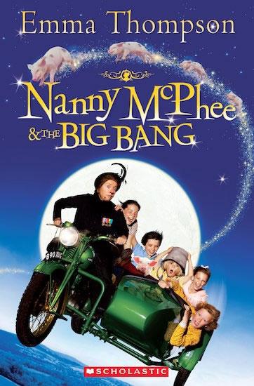 Nanny McPhee & the Big Bang + CD