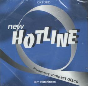 New hotline elementary class audio CDs 2