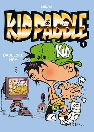 Kid Paddle 1 Ďábelské hry