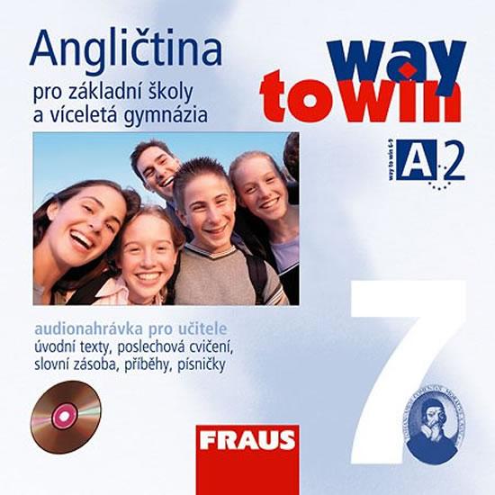 Angličtina 7 Way to Win Pro učitele