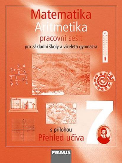 Matematika 7 Aritmetika Pracovní sešit