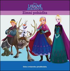 Ledové království - Zimní pohádka - Edice zvídavého předškoláka