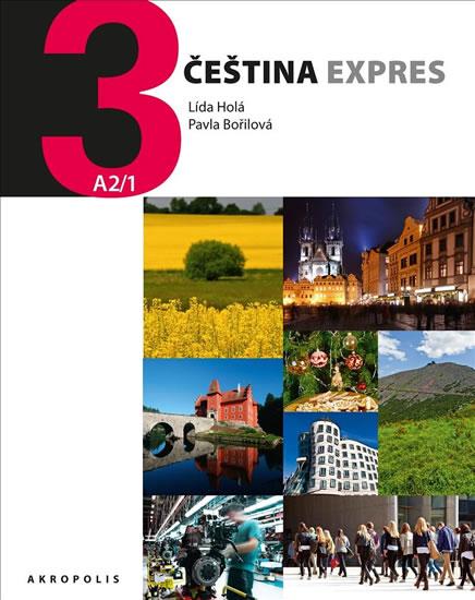 Čeština expres 3 (A2/1) + CD