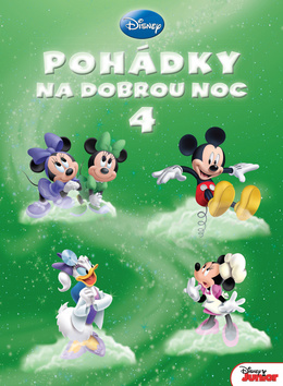 Disney Junior - Pohádky na dobrou noc 4
