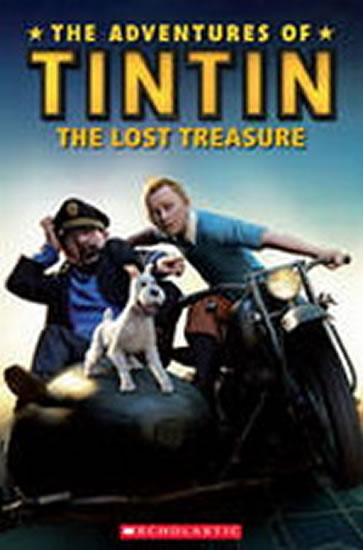 Tintin 3 The Lost Treasure