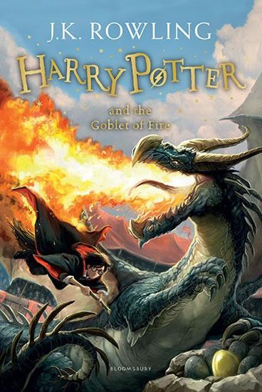 Joanne K. Rowlingová Harry Potter and the Goblet of Fire 4