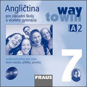Angličtina 7 Way to Win Pro žáka