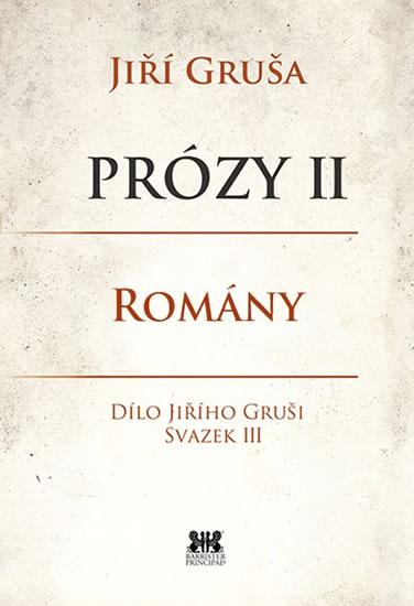 Prózy II Romány