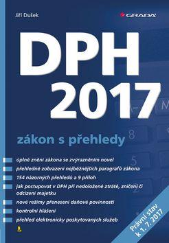 DPH 2017 zákon s přehledy