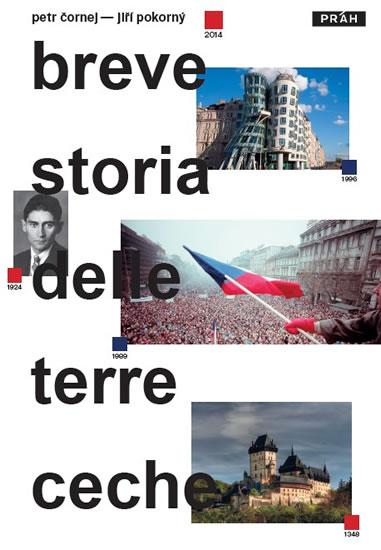 Petr Čornej Breve storia delle terre Ceche