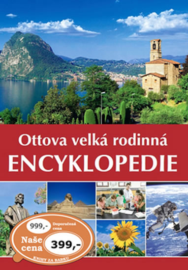 Velká Ottova encyklopedie pro moderní generaci