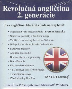 CD Revolúčná angličtina 2.generácie