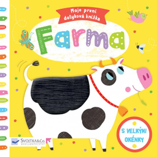 Moje první dotyková knížka Farma
