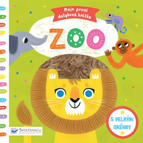 Moje první dotyková knížka Zoo