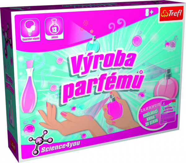 Science4you Výroba parfémů