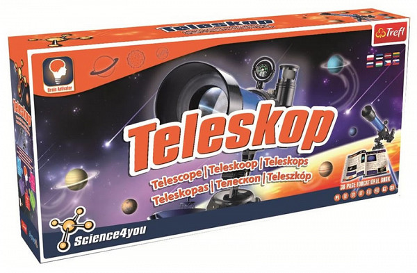 Science4you Teleskop