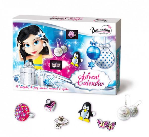 Adventní kalendář Briliantina - MIX