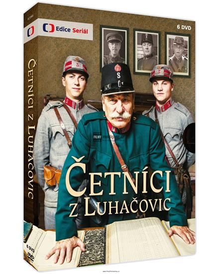 Četníci z Luhačovic - 6DVD